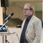 Prof. Bruysten in der Kunstsammlung NRW
